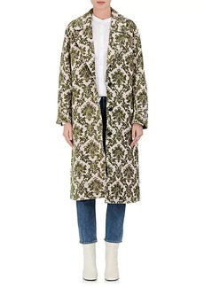 Robert Rodriguez Women's Brocade Overcoat