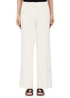 Robert Rodriguez Women's Cady Wide-Leg Pants