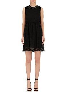 Robert Rodriguez Women's Cutout Lace Sleeveless Dress