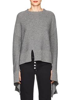 Robert Rodriguez Women's Deconstructed Wool-Blend Sweater