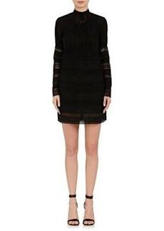 Robert Rodriguez Women's Eyelet & Crochet Dress