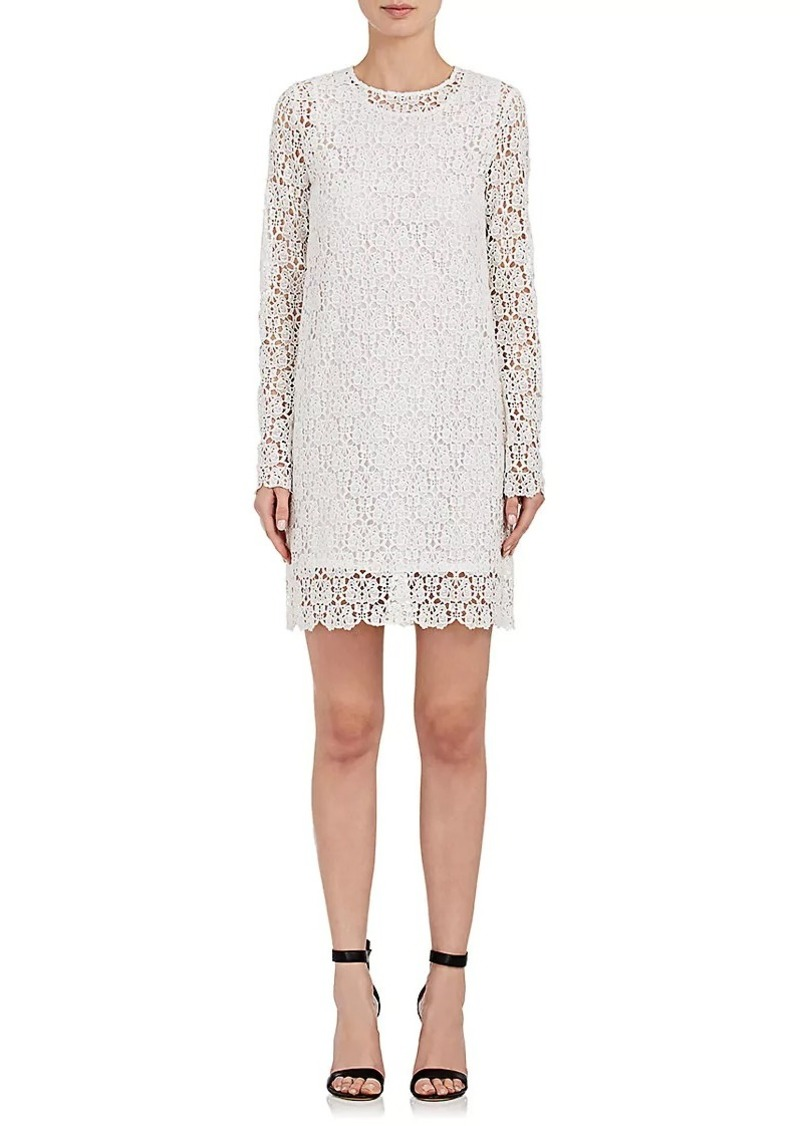 Robert Rodriguez Women's Guipure Lace Shift Dress