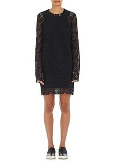 Robert Rodriguez Women's Guipure Lace Shift Dress