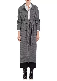 Robert Rodriguez Women's Houndstooth Wool-Blend Coat