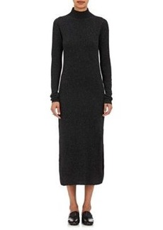 Robert Rodriguez Women's Ribbed Cashmere Sweaterdress