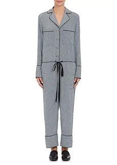 Robert Rodriguez Women's Silk Georgette Pajama Jumpsuit