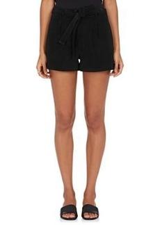 Robert Rodriguez Women's Suede Shorts