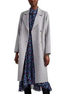 Robert Rodriguez Women's Wool-Blend Melton Peacoat