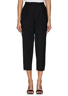 Robert Rodriguez Women's Wool Crop Trousers