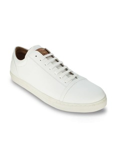 Robert Wayne Dary Leather Low Top Fashion Sneakers