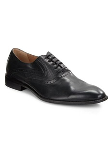 Robert Wayne Eddy Leather Oxfords
