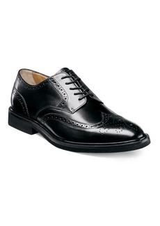 Robert Wayne Giona Suede Plain Toe Derby Shoes