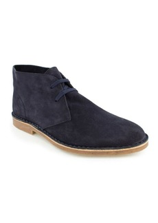 Robert Wayne Greyson Suede Leather Chukka Boots
