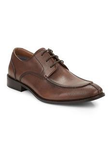 Robert Wayne Textured Leather Loafers