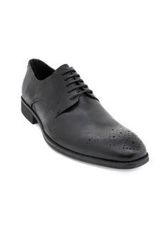 Robert Wayne Vesper Leather Derby Shoes