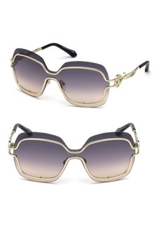 Roberto Cavalli 135MM Shield Sunglasses