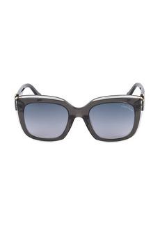 Roberto Cavalli 51MM Square Sunglasses