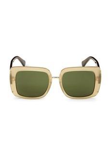 Roberto Cavalli 54MM Square Sunglasses