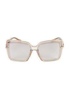 Roberto Cavalli 62MM Square Sunglasses
