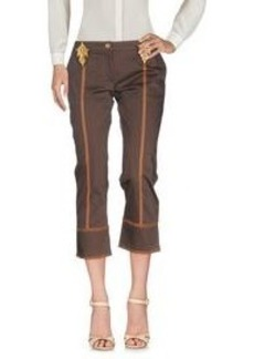 CLASS ROBERTO CAVALLI - Cropped pants & culottes