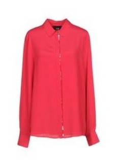 CLASS ROBERTO CAVALLI - Solid color shirts & blouses