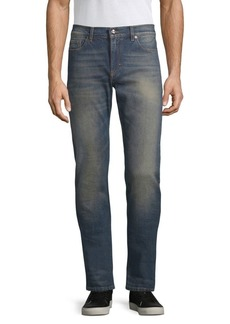 Roberto Cavalli Classic Slim-Fit Jeans
