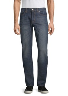 Roberto Cavalli Classic Whiskered Jeans