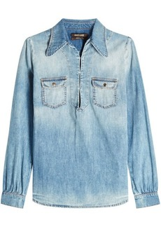 Roberto Cavalli Denim Shirt