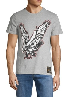 Roberto Cavalli Eagle Graphic T-Shirt