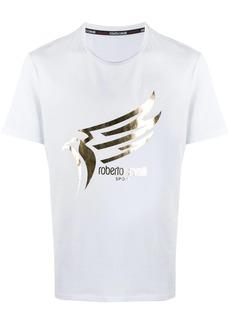 Roberto Cavalli eagle print T-shirt