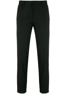 Roberto Cavalli embellished side stripe trousers