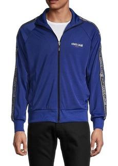 Roberto Cavalli Full-Zip Track Jacket