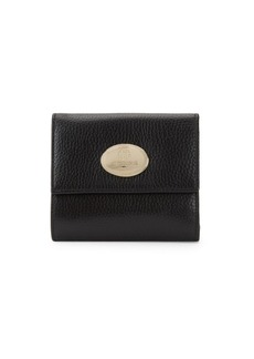 Roberto Cavalli Leather Flap Wallet