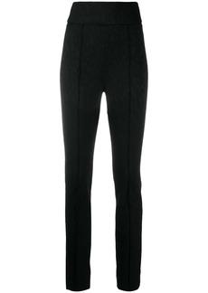 Roberto Cavalli leopard-print skinny trousers