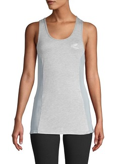 Roberto Cavalli Loose-Fit Logo Tank Top