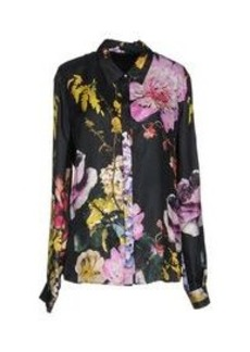 ROBERTO CAVALLI - Floral shirts & blouses