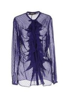 ROBERTO CAVALLI - Shirts & blouses with bow