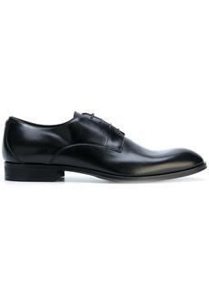 Roberto Cavalli classic derby shoes - Black