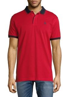 Roberto Cavalli Short-Sleeve Cotton Polo