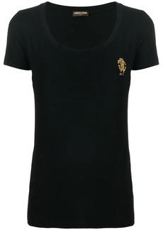 Roberto Cavalli scoop neck T-shirt