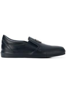 Roberto Cavalli slip-on sneakers