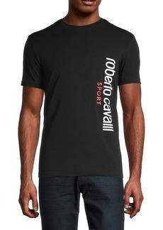 Roberto Cavalli Sport Logo T-Shirt