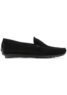 Roberto Cavalli suede loafers