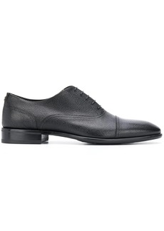 Roberto Cavalli textured oxford shoes