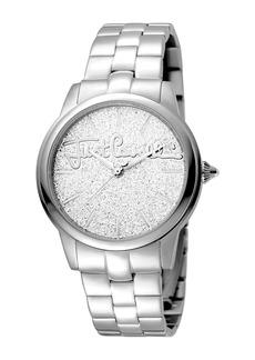 Roberto Cavalli Women's Glam Chic Mohair Bracelet Watch, 36mm