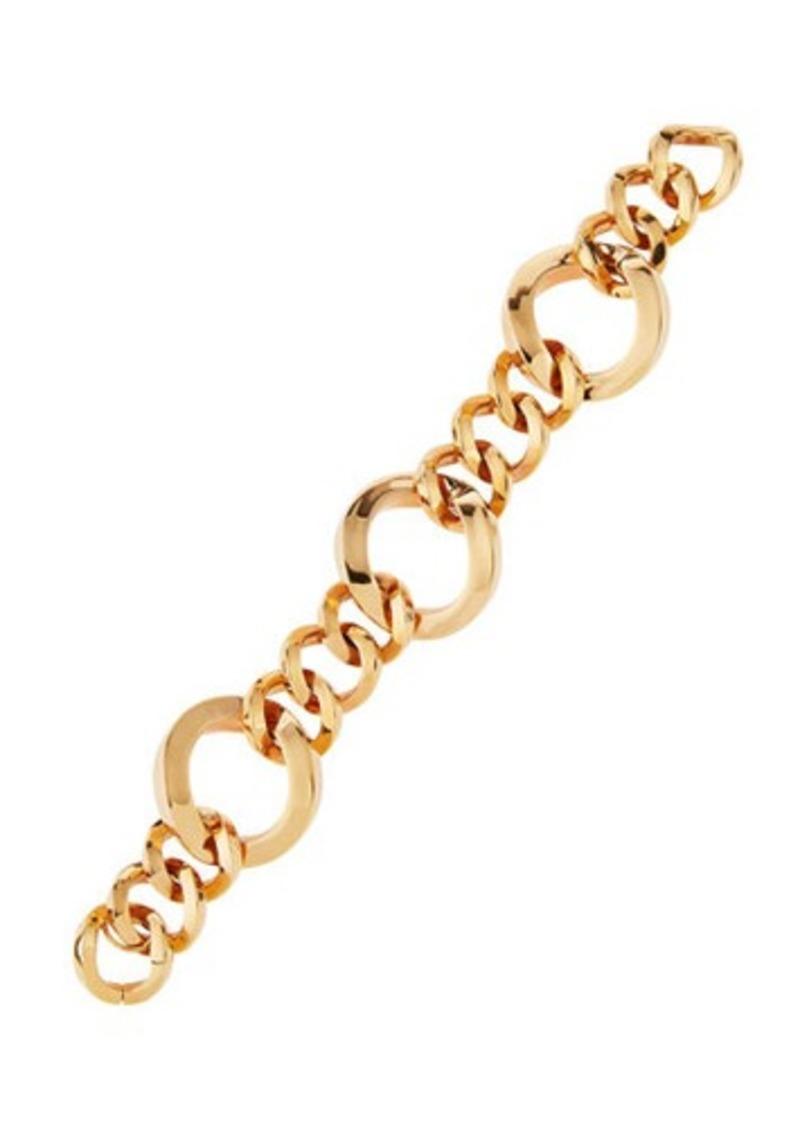 Roberto Coin 18K Rose Round-Link Bracelet CXfzkzf0U8