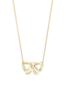 Roberto Coin Bow Necklace