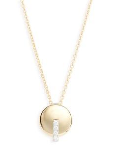 Roberto Coin Diamond Pendant Necklace