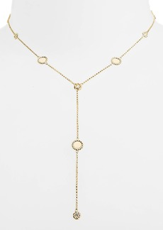 Roberto Coin New Barocco Diamond Y-Necklace