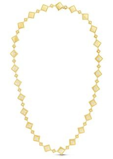 Roberto Coin Palazzo Ducale Diamond Necklace